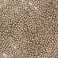 4222 - 10g Size 11/0 Miyuki seed beads in Duracoat Galvanised Pewter