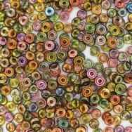 3g O beads in Magic Copper
