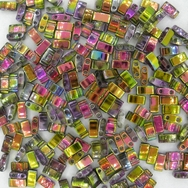 5g Half Tila beads in Magic Orchid (HTL4571)
