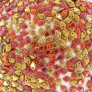 5g Dragon Scale beads in California Gold Rush
