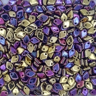 5g Dragon Scale beads in California Violet