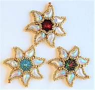 Edelweiss Pendant by Justine Gage