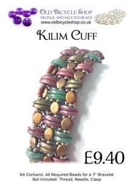 Bead Kit for Kilim Cuff