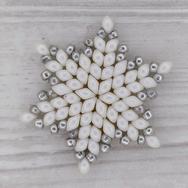 Bead Kit for Snowflake II