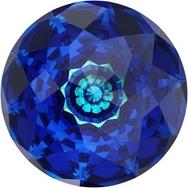 18mm Dome Crystal in Bermuda Blue (Swarovski)