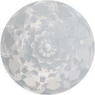 18mm Dome Crystal in White Opal (Swarovski)