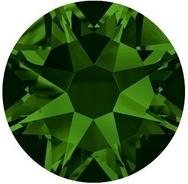 14mm Rivoli in Dark Moss Green (Swarovski)