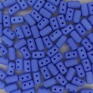 10g rulla beads in Matt Sapphire Silk
