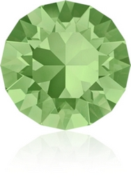 SS39 or 8.3mm Xirius Chaton in Peridot (Swarovski)