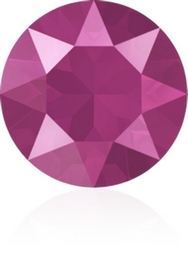 SS39 or 8.3mm Xirius Chaton in Crystal Peony Pink Lacquer (Swarovski)