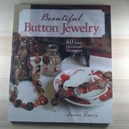 Beautiful Button Jewelry - paperback by Susan Davis