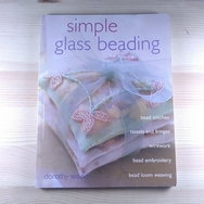 Simple Glass Beading - paperback by Dorothy Wood