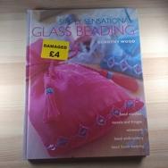 Simply Sensation Glass Beading - hardback by Dorothy Wood