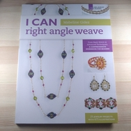 I can Right Angle Weave - paperback by Mabeline Gidez