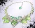 Bead Magazine's Twisted Vines Necklace bead kit