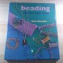 Beading for the first time - hardback by Ann Benson