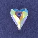 17mm Wildheart in Crystal AB (Swarovski)