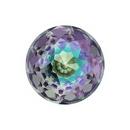 14mm Dome Crystal in Paradise Shine (Swarovski)