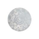 14mm Dome Crystal in White Opal (Swarovski)