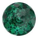 14mm Dome Crystal in Emerald (Swarovski)