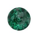 18mm Dome Crystal in Emerald (Swarovski)