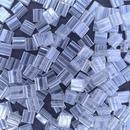 TL160 - 5g Tila beads in Crystal Lustre