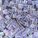 TL250 - 5g Tila beads in Crystal AB