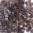 TL135 - 5g Tila beads in Transparent Root Beer