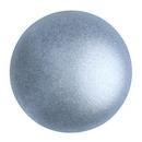 25mm Cabochon par Puca in Matt Metallic Light Blue