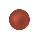 14mm Cabochon par Puca in Matt Bronze Red