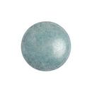 14mm Cabochon par Puca in Ceramic Look Opaque Blue