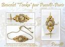 Tonka bracelet by Les perles par Puca