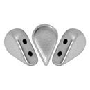 20 x Amos par Puca in Matt Aluminium Silver