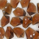 18x12mm Brown Cabochon (Vintage) Cab13