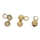 Claspgarten Gold Calottes 52092
