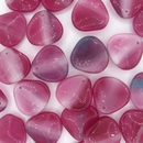 14x13mm Pink and Red petals
