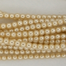50 x 2mm pearls in Cream 70440
