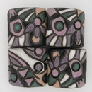 WJB-09-A Wild Jungle pillow bead