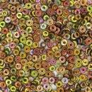 3g O beads in Magic Green