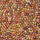 50 x 3mm faceted California Gold Rush beads