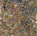 10g Size 8/0 Crystal Marea Miyuki seed beads