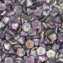7x5mm Magic Purple Flower cups