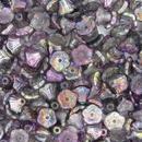 25 x Magic Purple Flower cups (7x5mm)