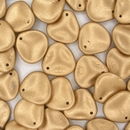 10 x Aztec Gold 14x13mm petals