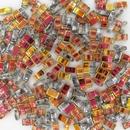 5g Half Tila beads in Crystal Marea (HTL4551)