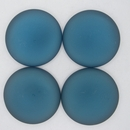 24mm Luna Soft Cabochon in Denim Blue