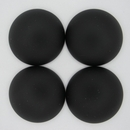 24mm Luna Soft Cabochon in Black