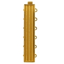 Claspgarten Gold Delica clasp with 6 rows 14843 - 38x7mm