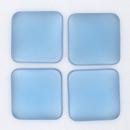 17mm Luna Soft Cabochon in Bleu Ciel