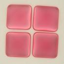 17mm Luna Soft Cabochon in Salmon Pink